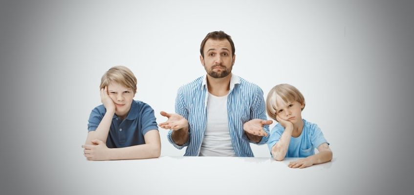 divorce et enfants